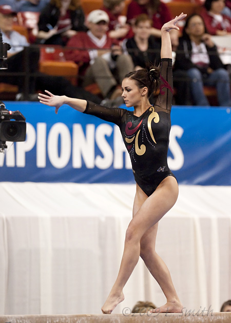 Results from Search by NCAA Gymnast